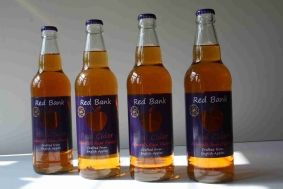 Special Offer - Admiral's Rum Flavoured Cider - award winning!