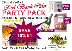 Gift Set Special Offers - Includes Bottle of Prosecco