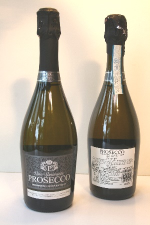 Vino Spumante Prosecco 5 Star Rated