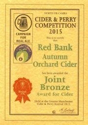 Cider of the Festival Winner